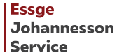 Essge Johannesson Service Logotyp